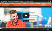 Magento on a VPS or Dedicated Server Video