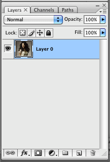 Unlocked layer