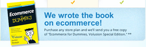 Ecommerce for dummies book