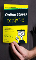 Online stores for dummies book