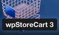 wpStoreCart 3