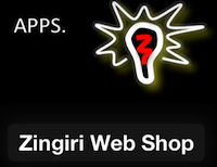 Zingiri Web Shop