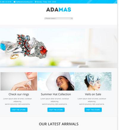 Adamas Store