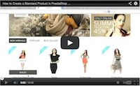 Creating a Standard Product in PrestaShop 1.6.x