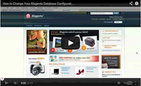 Magento Change Your Domain and Database Information Video