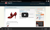 Magento Simple Product Video