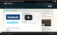 Magento Virtual Product Video
