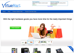 Virtuemart Screenshot